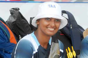 Indian archers in gold medal hunt at World Cup - Stage 3