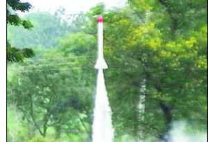 Nashik: Rocket finally fired in dry zone, cloud seeding to bring in rain