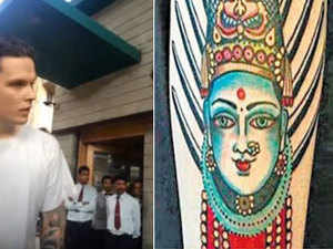 Bengaluru: Australian man harassed, made to apologize for tattoo on shin