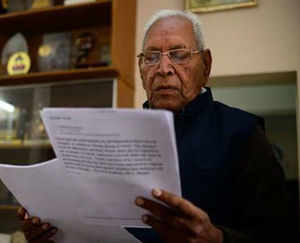Our books, syllabuses change with change of government, RSS ideologue Dinanath Batra says
