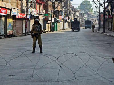 Kashmir unrest: Death toll rises to 25, PM Modi reviews situation