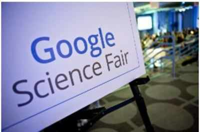 The Google Science Fair is a global online science and technology competition open to individuals and teams from ages 13 to 18.