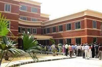 A file photo of Delhi University
