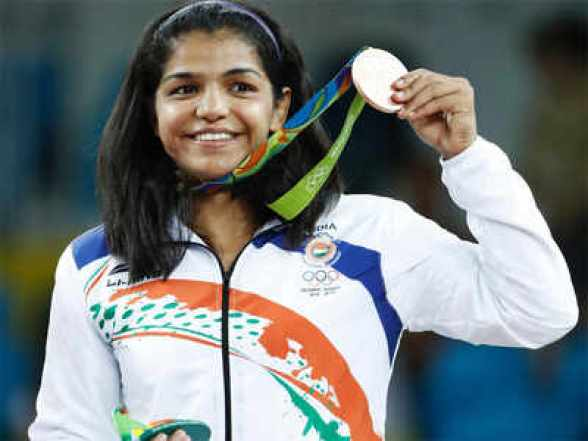Image result for sakshi malik