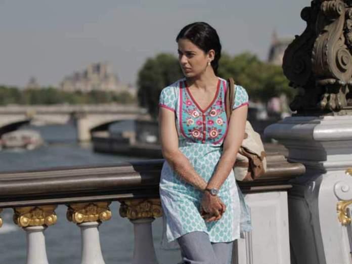 Kangana Ranaut: Kangana Ranaut's 'Queen' to have a sequel?   Hindi Movie  News - Times of India