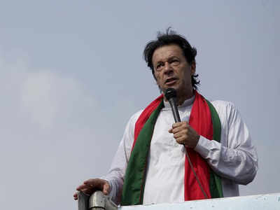 Imran Khan claimed that India was trying to
