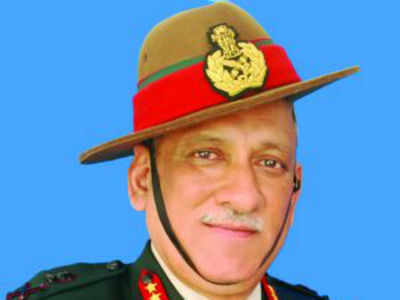 Bipin Rawat takes over as new Army chief