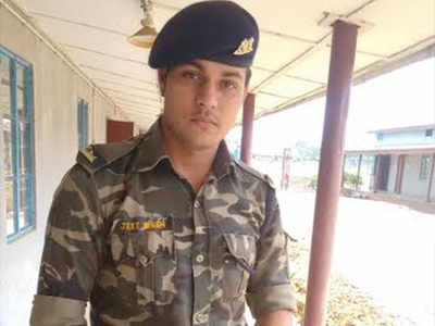 Now CRPF jawan cries discrimination in a video