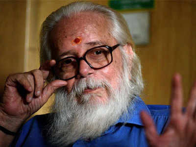 S Nambi Narayanan has been waiting for the day when just punishment would be meted out to three Kerala police officers who in October 1994 cooked up a sex scandal to sully his reputation. (TOI photo by L R Shankar)