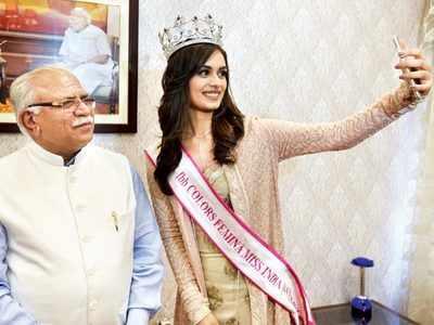 Beauty with Purpose Manushi Chhillar