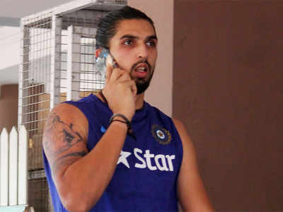 Image result for On selectors' instruction, Ishant Sharma in Kanpur to play Duleep Trophy