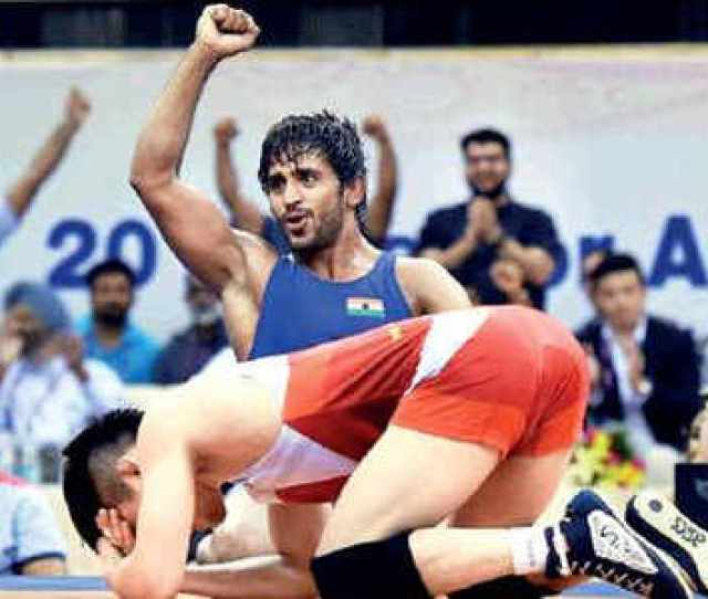 Bajrang Punia Carried Homemade Food For His Entire Duration In Poland Toi Image