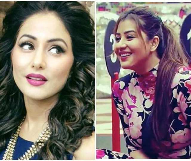Bigg Boss 11 Might Have Ended But The Rivalry That Was Sparked Off Between Shilpa Shinde And Hina Khan In The Bigg Boss House Is Far From Over