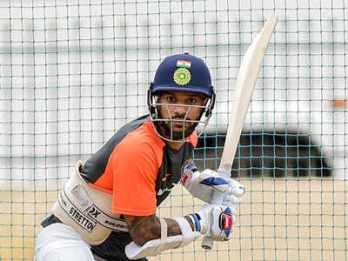 Image result for shikhar dhawan practice