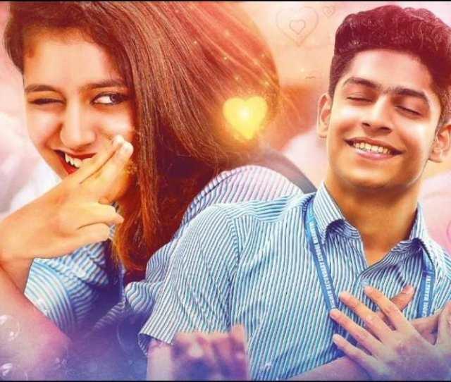 Watch Wink Girl Priya Prakash Varriers Lip Lock Moment In Lovers Day Teaser