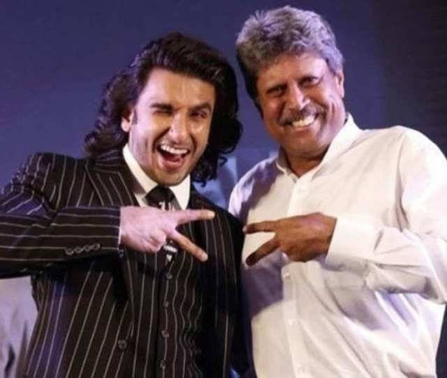 Ranveer Singh To Start Training With Kapil Dev On 83
