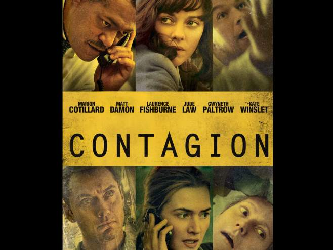 Coronavirus Pandemic: 'Contagion' becomes the most-watched film online |  English Movie News - Times of India
