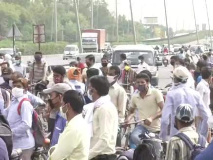 Haryana seals border