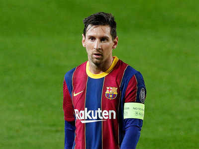 Lionel Messi's unrivalled El Clasico legacy   Football News - Times of India