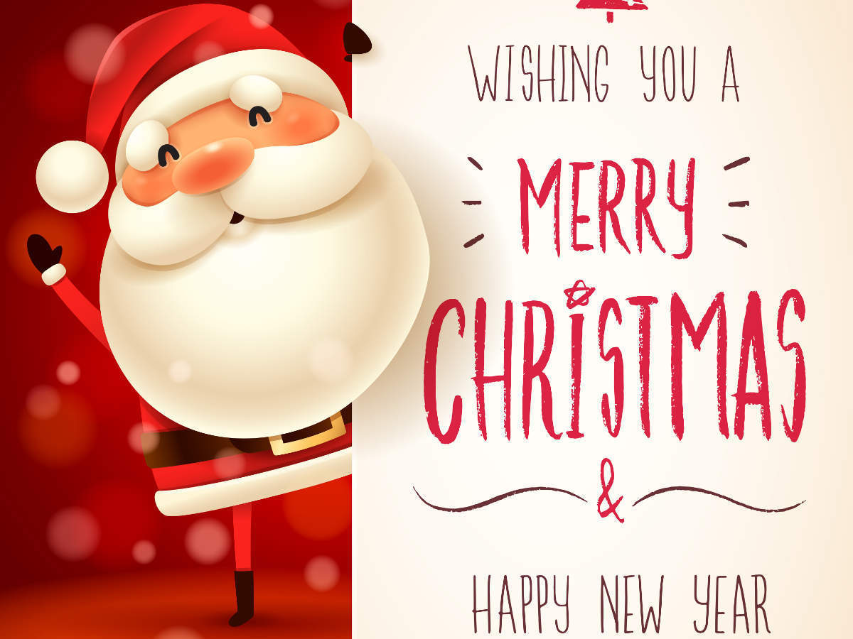 Merry Christmas 2020 Xmas Wishes Messages Quotes Status Sms And Greetings To Share With Your Family And Friends Times Of India