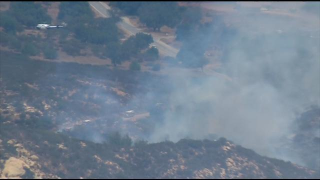 wildcat canyon fire
