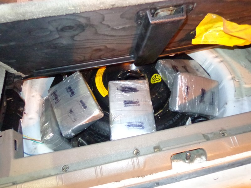 Border Patrol Arrests Man with Coke at I-5 Checkpoint