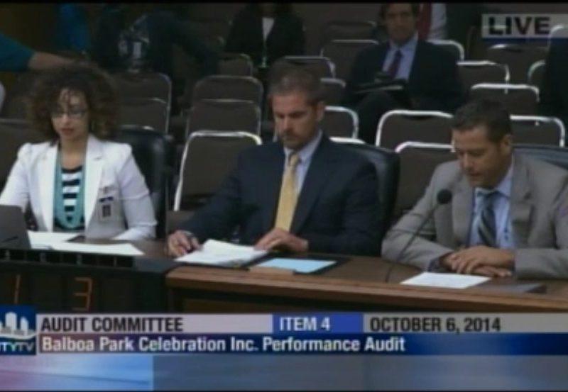 San Diego Audit Committee Meeting