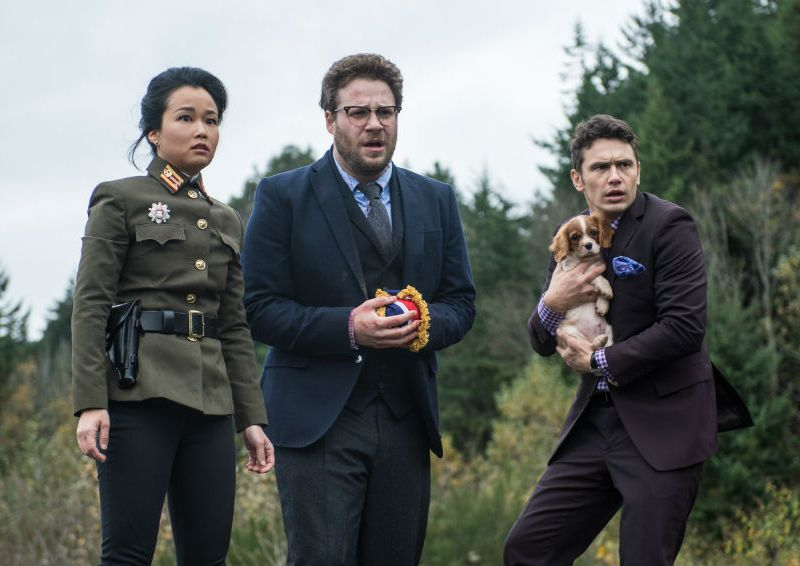 The Interview promo photo