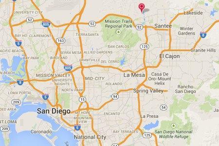 san diego county map » Full HD MAPS Locations - Another World ...