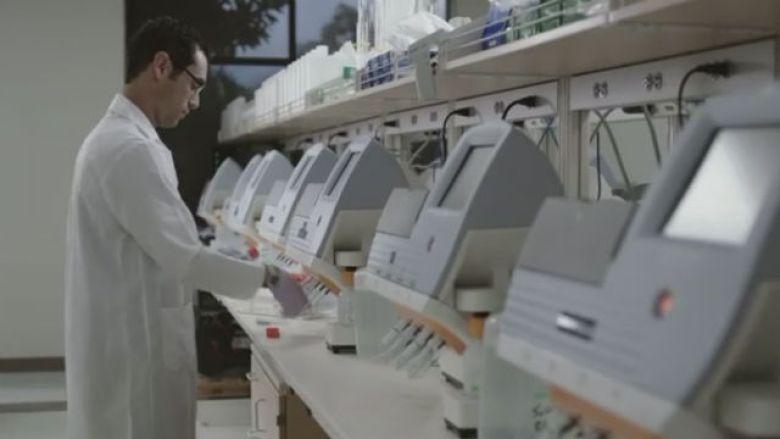 Scientist at San Diego company