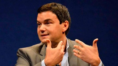 Thomas Piketty noted that France was the last country to create an income tax — in 1915 to pay for its war costs. Photo by Ken Stone