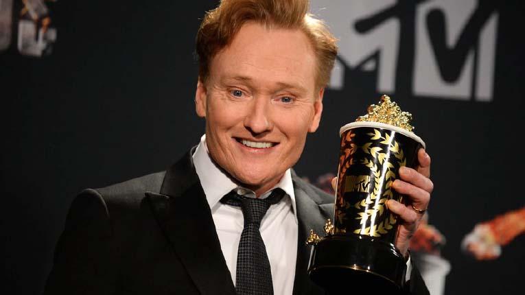 Conan O'Brien.