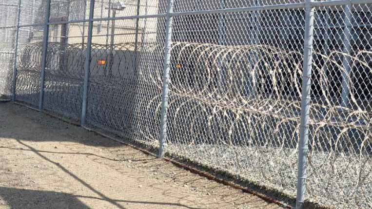 Otay Mesa Detention Facility.