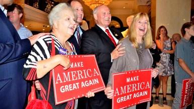 Republicans celebrate