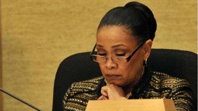 Councilwoman Myrtle Cole