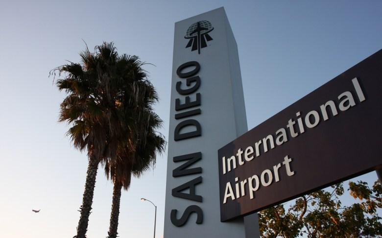 San Diego County International Airport