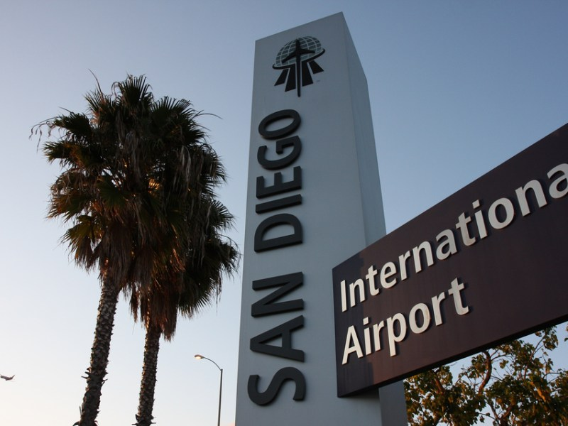 San Diego County International Airport