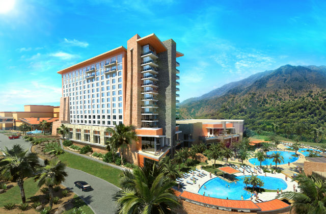 Sycuan Casino expansion