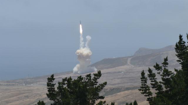 Anti-missile missile