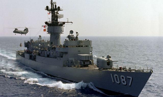 The USS Kirk