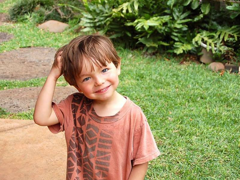 Caleb Sears was 6 when he died after anesthesia during oral surgery. Photo courtesy of the Sears family