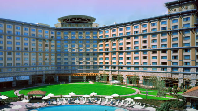 Pala Casino hotel tower