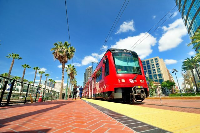 Sycuan Green Line trolley
