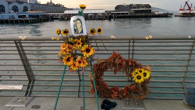 Memorial to Kate Steinle