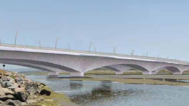 West Mission Bay Drive bridge replacement