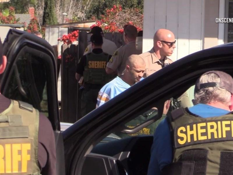Chula Vista police standoff
