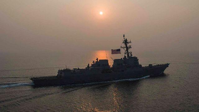USS Pinckney