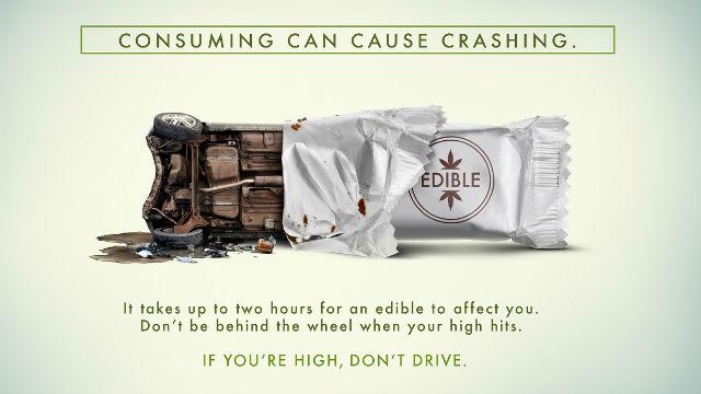 Anti-drugged driving ad