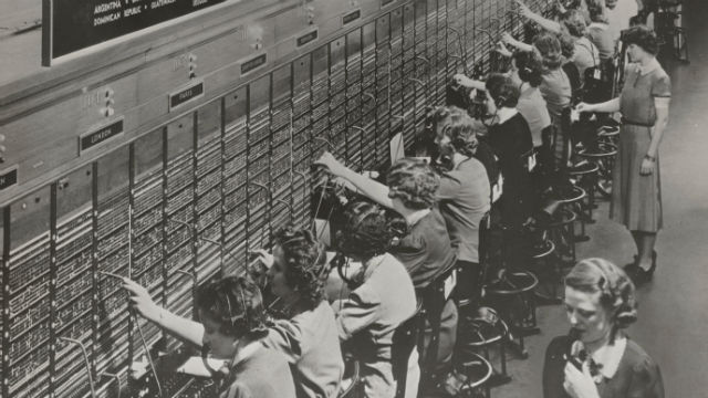Bell System operators