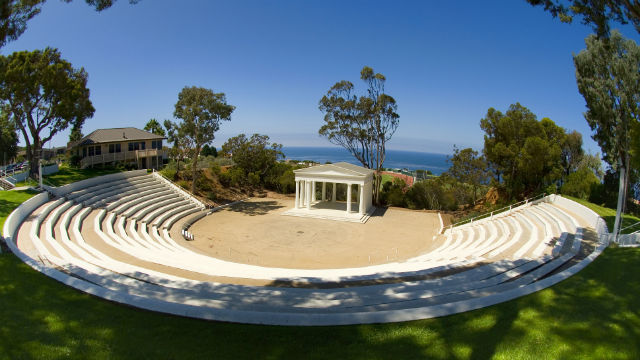 Greek Theater at Pt. Loma Nazarene University